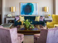 15 ترفند طراحان داخلی برای انتخاب یک پالت رنگی فوق العاده