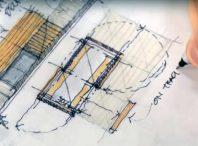 اسکیس در معماری
