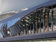"""معماری و """"هوشمند سازی"""" بناها، فناوری و هنر برای اهداف محیط زیستی"""